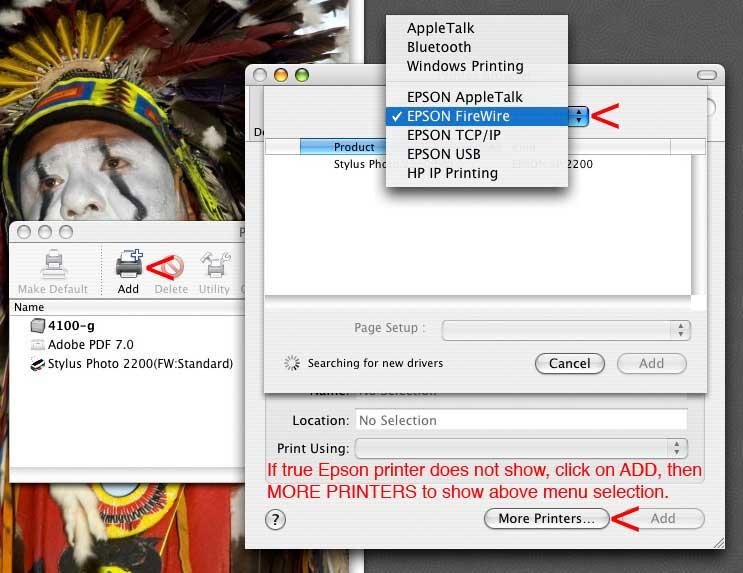 epson stilus cx4100 проблема со сканером: