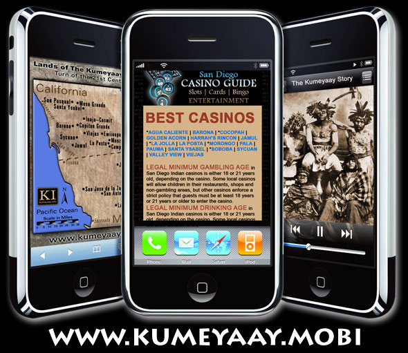 CASINOS OF SAN DIEGO GUIDE